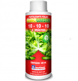 FERTILIZANTE OURO GARDEN 10-10-10+MICROS 100ML