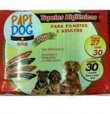TAPETE HIGIENICO PAPI DOG PLUS C/7UND
