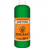 ACETONA ENCASA 50ML / 100ML / 500ML