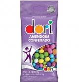 AMENDOIM COLORIDO CONFEITADO DORI 70GR