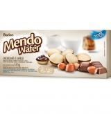 MENDO WAFFER RECHEADO CHOCOLATE E AVELA 120GR