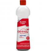 ALCOOL DA ILHA GEL 70% 480GR