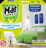 MAT INSET APAR+REFIL LIQ 45 NOITES