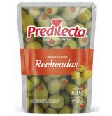 AZEITONA VERDE RECHEADA PREDILECTA 300G