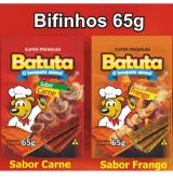 BIFINHO BATUTA CARNE / FRANGO 65GR