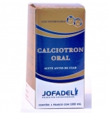 CALCIOTRON ORAL JOFADEL 100ML