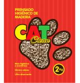 CAT CLEAN AGLOMERADO SANITARIO P/GATO  2KG