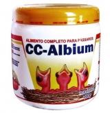 RACAO P/ PASSARO BIOTRON CC ALBIUM (POTE)
