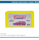 ESPONJA BETTHAVALE AUTO 22X12X7CM
