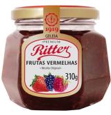 GELEIA FRUTAS VERMELHAS 310GR