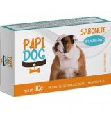 SABONETE PAPI DOG HIPOALERGENICO 80GR