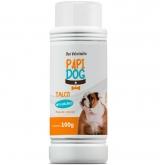 TALCO PAPI DOG HIPOALERGENICO 100GR