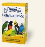 LABCON CLUB POLIVITAMINICO