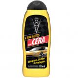 LAVA AUTOS V8 COM CERA 500ML