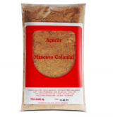 ACUCAR MASCAVO COLONIAL 1KG