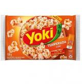 PIPOCA MICROONDAS YOKI TOQUE DO CHEF 100GR