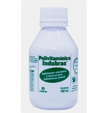 POLIVITAMINICO INDUBRAS 100ML