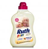 AMAC. RUTH CAR BABY AMENDOAS DOCE - BCO 9X1LT