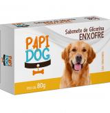 SABONETE PAPI DOG ENXOFRE 80GR