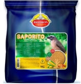RACAO P/ PASSARO BIOTRON SAPORITO NATURAL 900GR