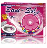 PEDRA SANITARIA SANI-SOL FLORAL