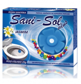 PEDRA SANITARIA SANI-SOL JASMIM