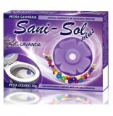 PEDRA SANITARIA SANI-SOL LAVANDA